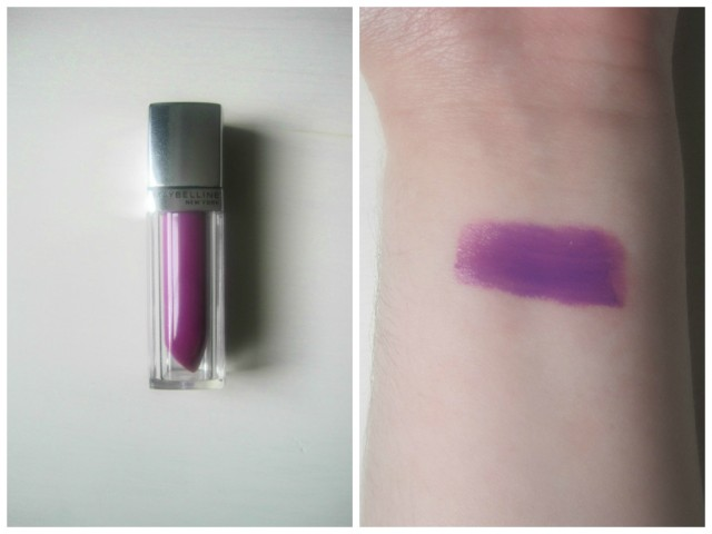 Maybelline collage