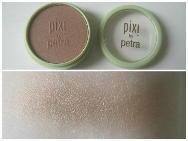 Pixi bronzer collage