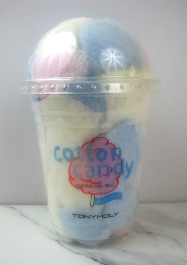 Beauteque June Tony Moly Cotton Candy