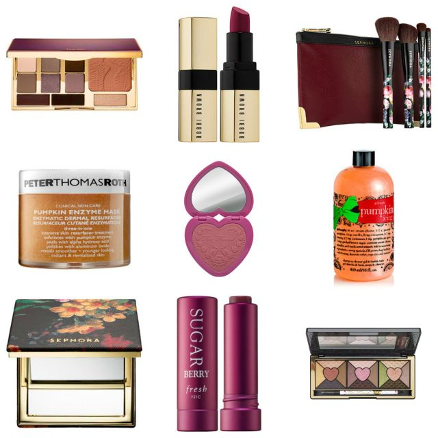 Fall Beauty Wishlist 2015