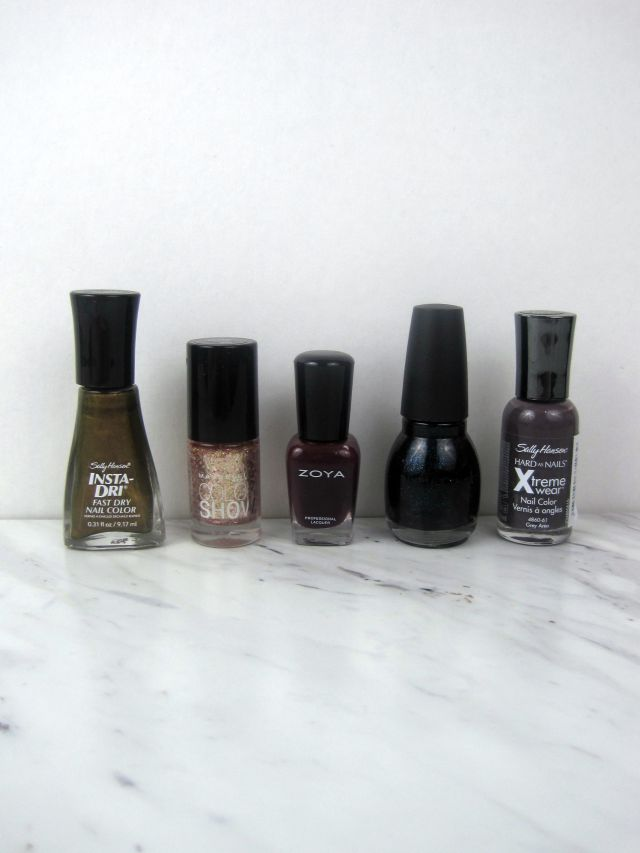 Fall nail polish picks