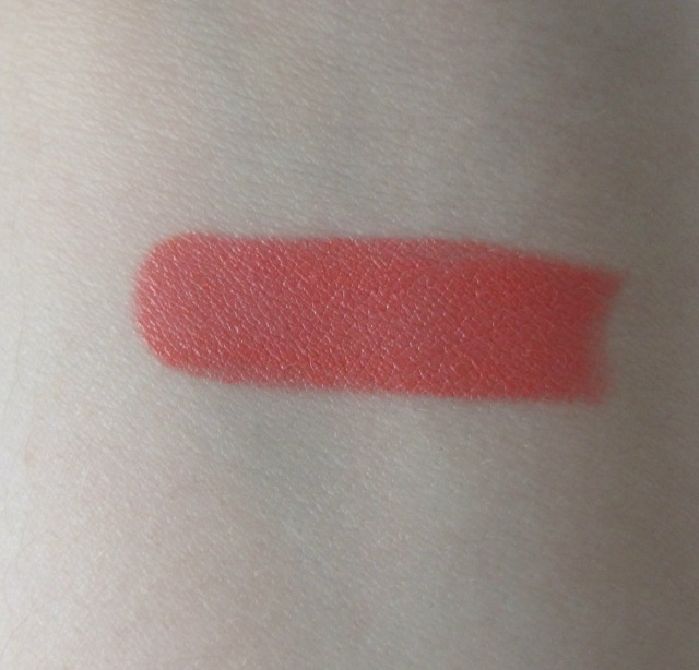 October Beauteque Swatch