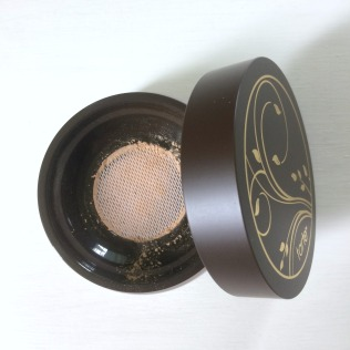 Tarte Powder Open
